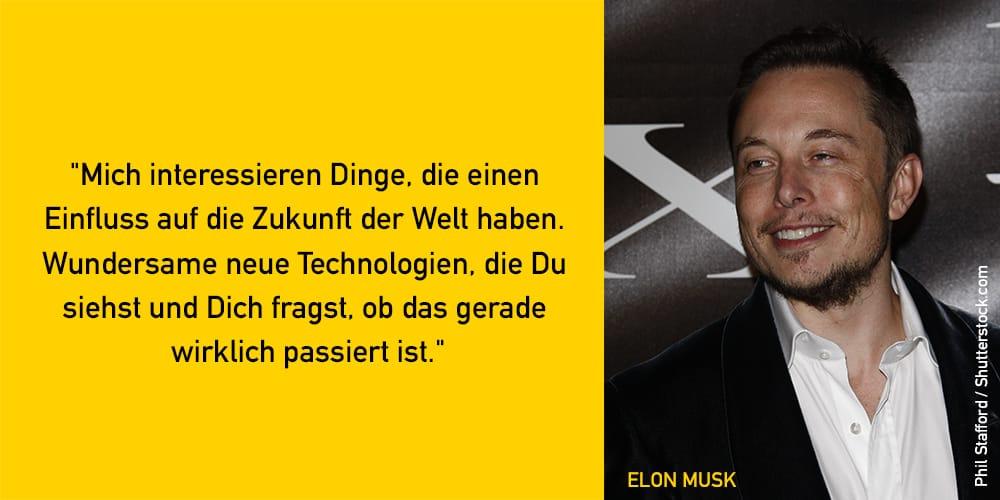 Elon Musk Zitate