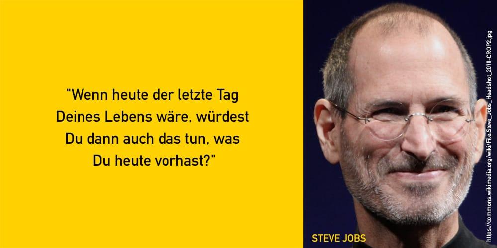Steve Jobs Zitate